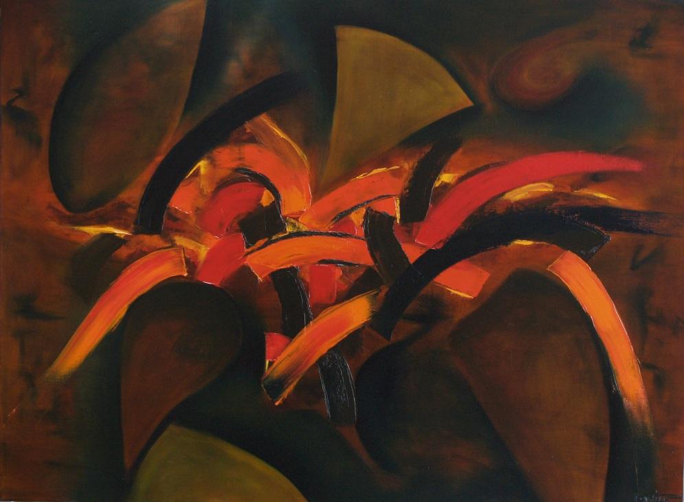 oil on canvas 97x130cm