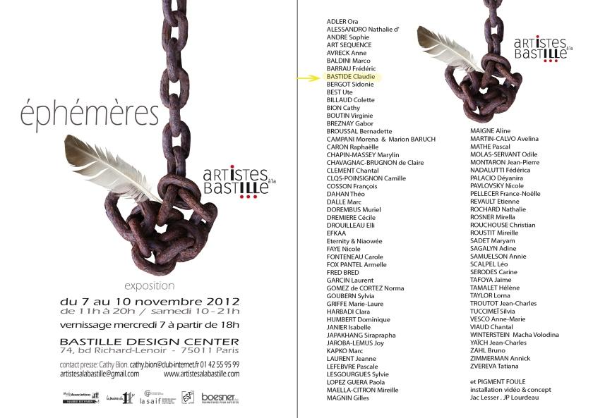 Exposition Ephemere