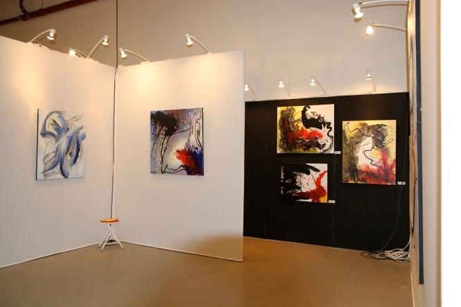 5 des 10 peintures aux hivernales