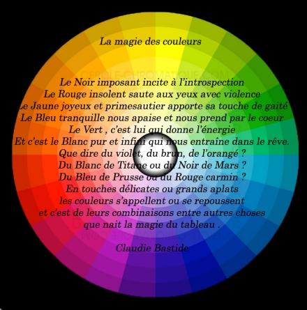 la magie des couleurs